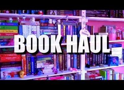 BOOK HAUL - zakupy książkowe, książki od wydawnictw, nowości...📚