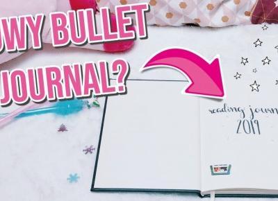 NOWY czytelniczy BULLET JOURNAL 📓📚