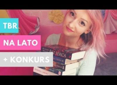 książki na lato i KONKURS!