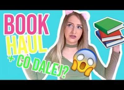 BOOK HAUL! 📚 rezygnuję z książek? 🤭
