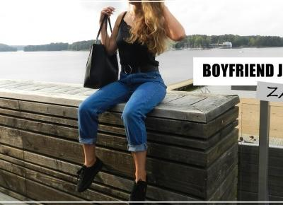 Aleksandra Przybułowska: Boyfriend Jeans