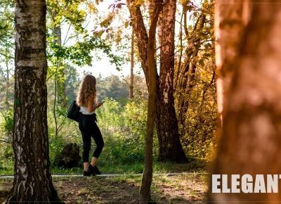 Aleksandra Przybułowska: ELEGANT