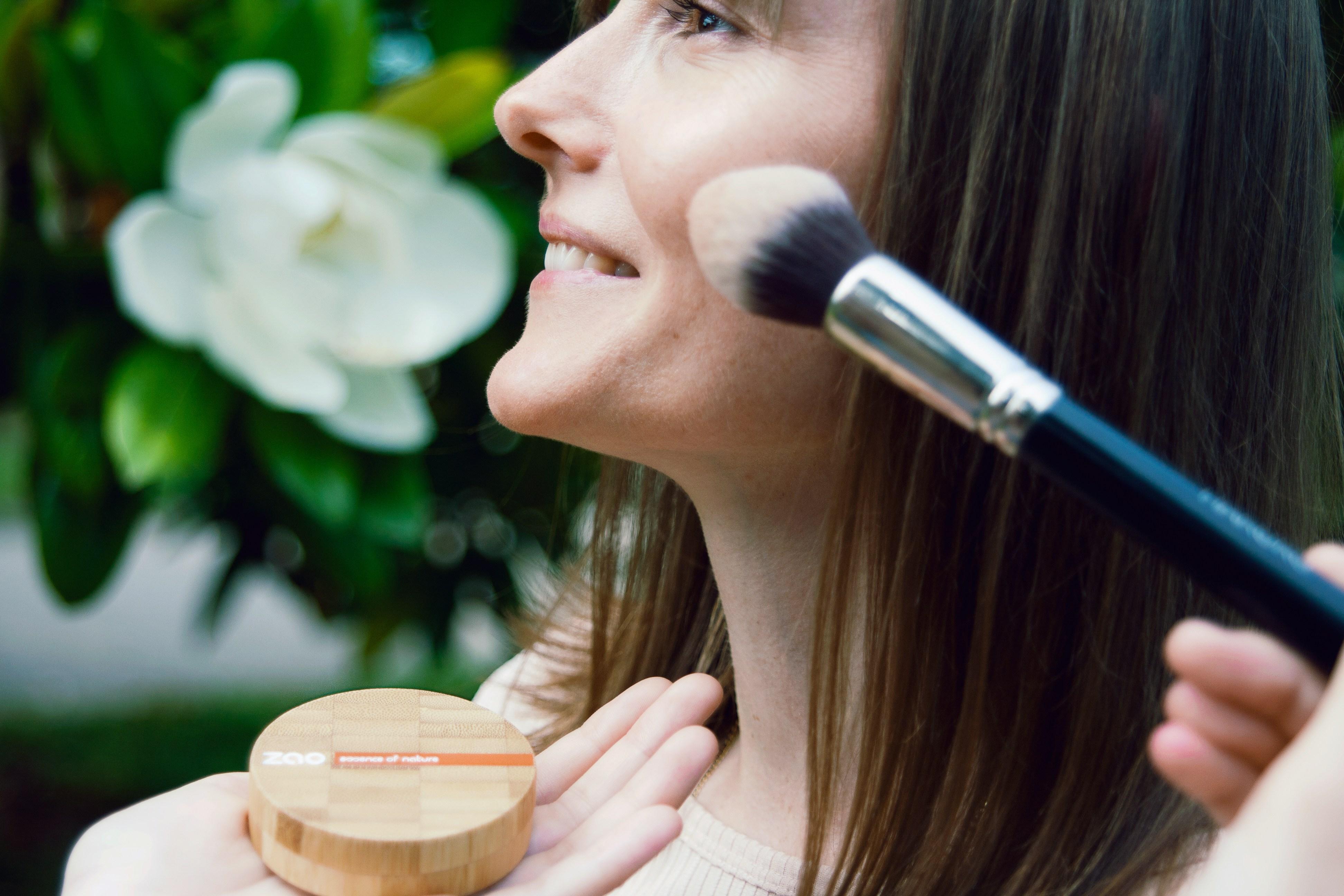 Zao Make-up, kosmetyki do makijazu bio z wkladami uzupelniajacymi | Architect of free time