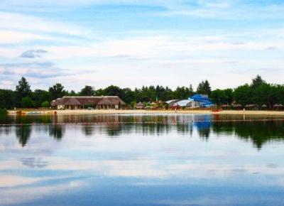 Luksusowe wakacje pod namiotem | Architect of free time