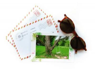 Pozdrowienia z wakacji czyli kartka pocztowa nadana ze smartfona | Architect of free time