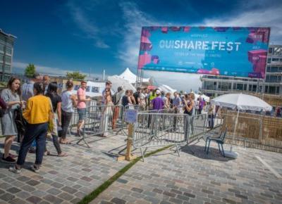 Festiwal OuiShare, wydarzenie które łączy! | Architect of free time