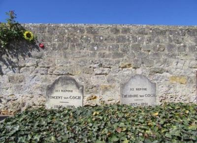 Auvers-sur-Oise, miasto, w którym swoje ostatnie dni życia spędził Vincent Van Gogh   Architect of free time