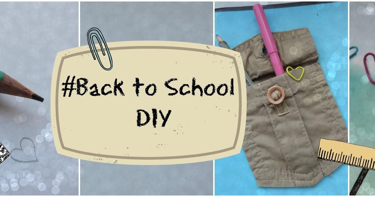Molly Armstrong: #Back To School: DIY