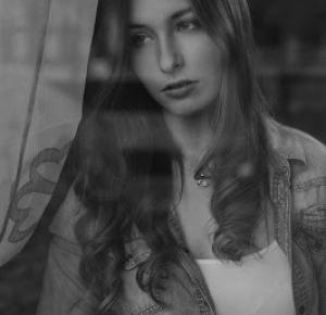 ArtCharlotte: Sesja domowa z Agatą