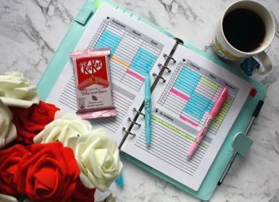 Planer - darmowe pliki do druku (kalendarz) | Altruistka