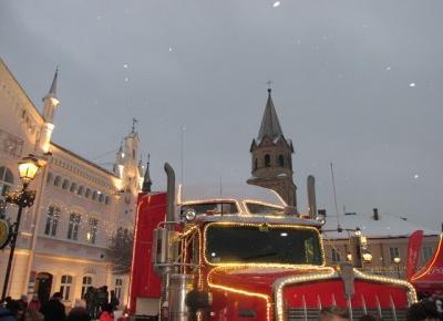 Asami nach: Ciężarówka Coca-Coli | Xmas #3