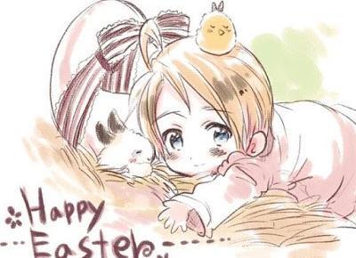 Asami Nach : Wielkanoc w Japonii