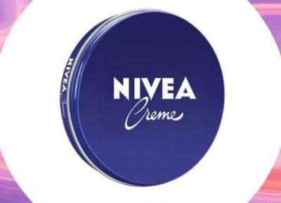 Krem Nivea – zaskakujące właściwości kultowego produktu. Do czego można go używać?