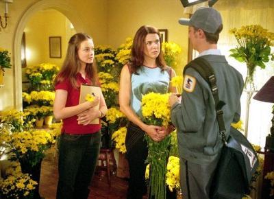 Gilmore Girls - Co robić w jesienny wieczór?