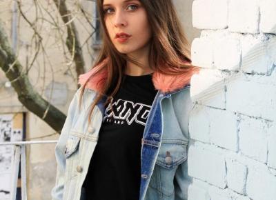 Zmiana / Pink,  Blue