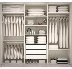 Wiosenne porządki w szafie - Driana