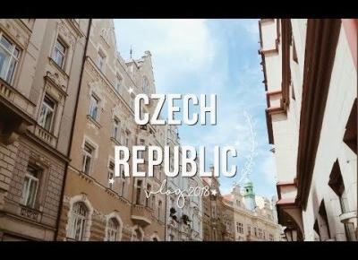 Czech Republic | vlog 2018