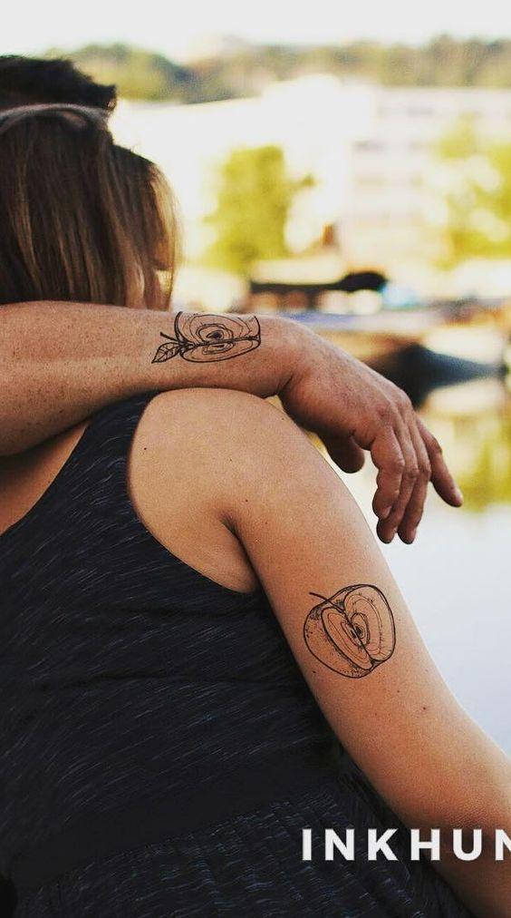 Tatuaże Dla Par Couple Tattoo 10 Propozycji 2
