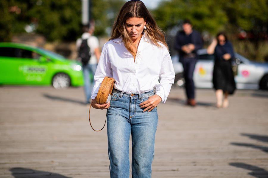 Trendy 2019: jak wystylizować białą koszulę na 3 sposoby? - Glamour.pl