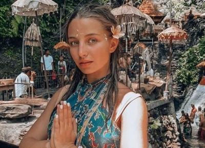 Julia Wieniawa w biki na Bali. Pośladki gwiazdy zwróciły uwagę fanów  - Radio ZET
