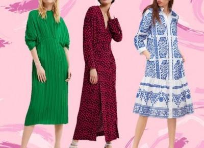 Zara: modne sukienki na wiosnę 2019, które będziecie nosić non stop! - Glamour.pl