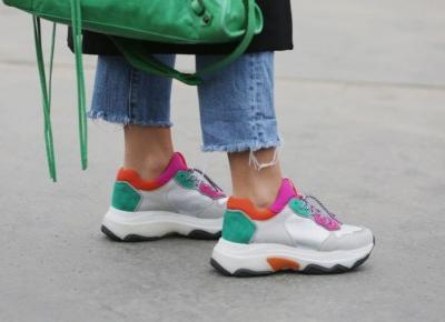 Sneakersy, które pokochały influencerki, kupicie teraz w Deichmannie! - Glamour.pl