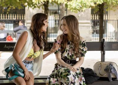 """Wszystko, co wiemy o drugim sezonie serialu Netfliksa """"Emily w Paryżu"""""""