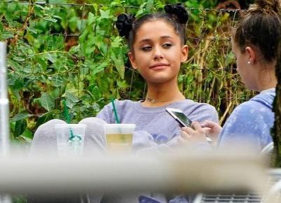 Pierwsze zdjęcia Ariany Grande po śmierci byłego ukochanego! Nadal go opłakuje?