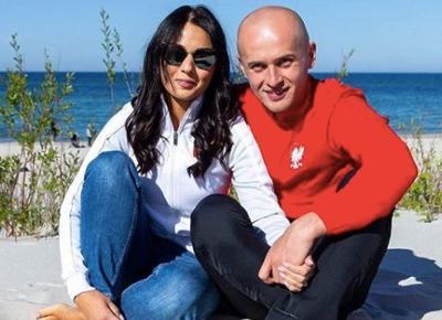 Pazdan pokazał zdjęcie ze ślubu z żoną Dominiką z okazji 5 rocznicy ślubu | Party.pl