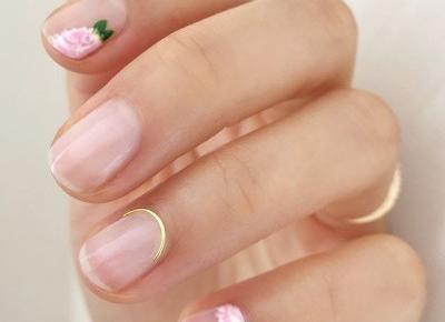 Modne paznokcie 2019: różowy manicure na wiosnę i lato - Glamour.pl