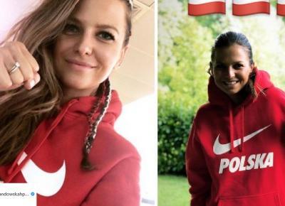 Lewandowska zrobiła TO, żeby uniknąć hejtu po porażce Polska - Kolumbia - Kozaczek.pl