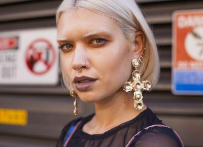 Piercing – najmodniejsze przekłucia i ich nazwy! - Glamour.pl