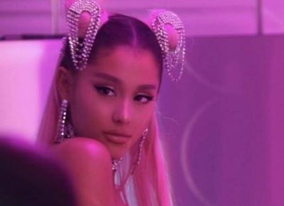 Arianna Grande pozwała Forever 21 o 10 milionów
