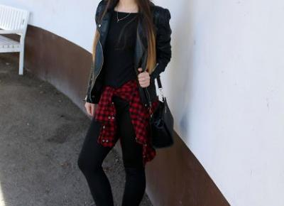 Asziaa: black look