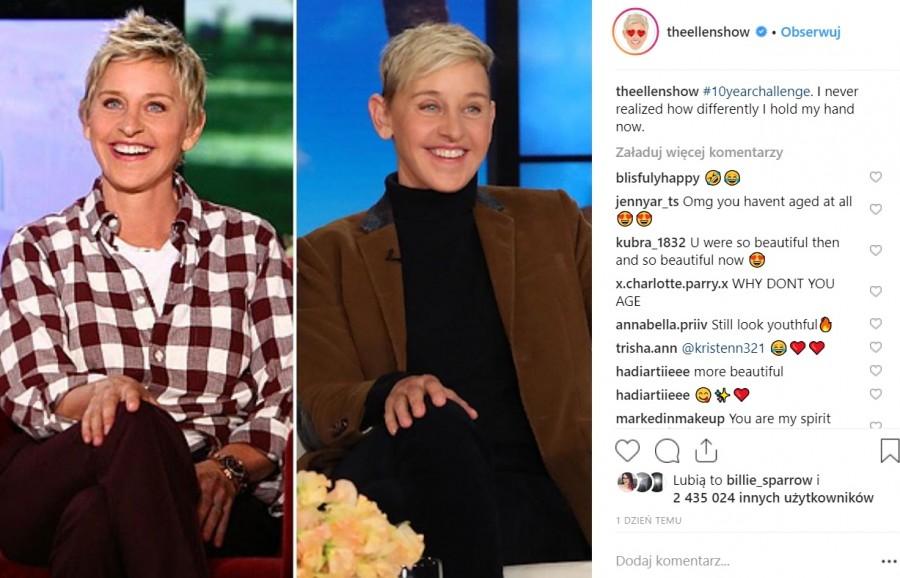 Serwisy randkowe na Ellen