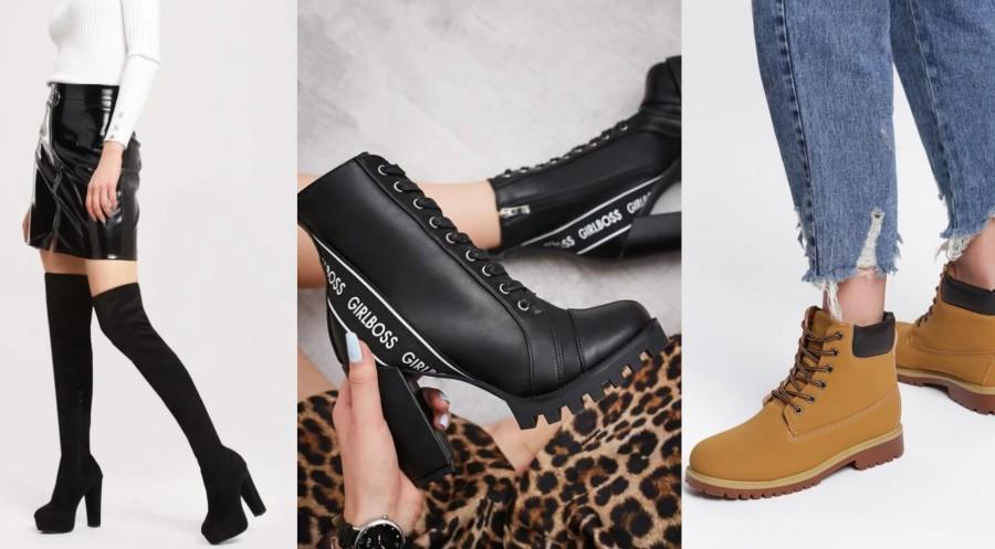 15% off na wszystko w Renee Shoes. Jakie buty wybrać na jesień?