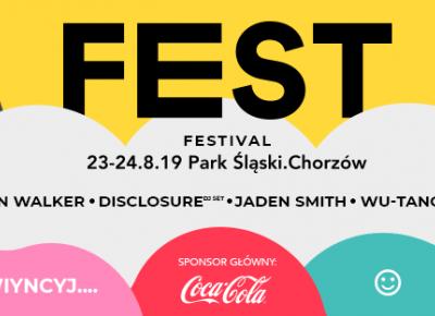 Ostatnia szansa na zgarnięcie biletów z taniej puli! Fest Festival coraz bliżej
