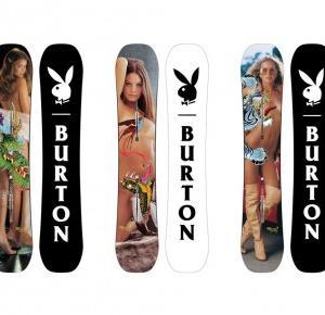 Burton x Playboy - kolaboracja Zima 2015
