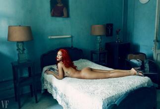 Rihanna in Cuba: The Cover Story | Vanity Fair