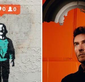 Czyżby w końcu wyjaśniło się, kto jest Banksy'm?