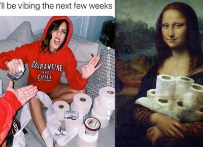 Zamiast przeglądać kolejne memy o papierze toaletowym, zrób te rzeczy! (10 pomysłów)