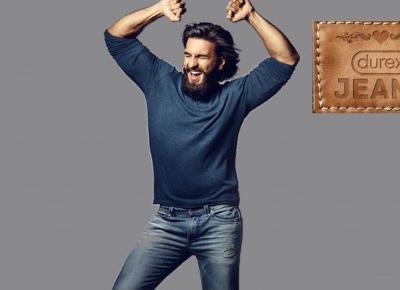 Durex zaskakuje i wypuszcza swoje... jeansy