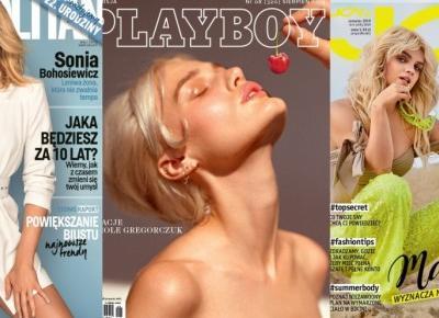 Już nie kupisz Playboya, Joy i Cosmopolitan. Kultowe magazyny zamykają działalność.
