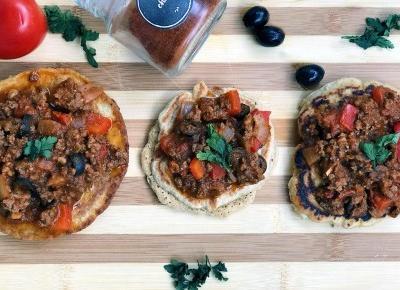 Przepis na dietetyczne burrito meksykańskie - A to pestka~!