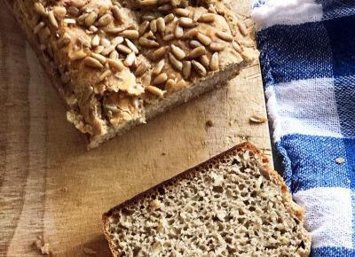 Chleb na zakwasie: przepis na razowy chleb żytni - A to pestka!