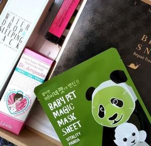 Avida Dollars Blog: OPENBOX ! | Moje pierwsze pudełko niespodzianka | ASIAN BOX 3 | My Asia A