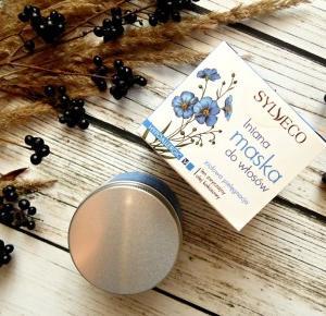Avida Dollars Blog: Sylveco | lniana maska do włosów