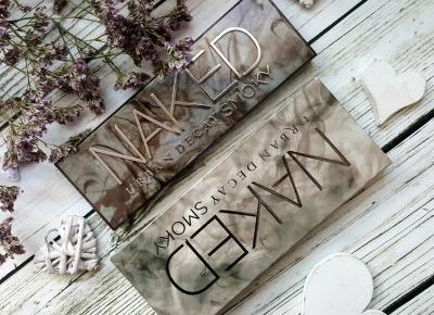 Avida Dollars Blog: Urban Decay, Naked Smoky Palette