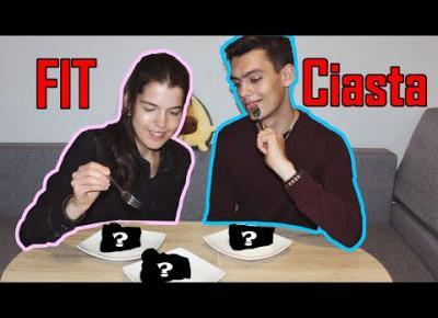 🌱FIT Słodkości - Porównanie wegańskich ciast   ̶S̶U̶G̶A̶R̶  TEST SMAKU #1