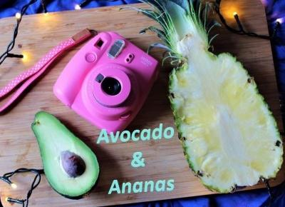 Avocado&Ananas;